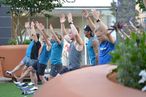 yoga für männer – wilde kerle yoga in Lübeck und Hamburg